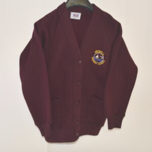 1) Ansdell Primary Cardigan