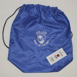 140) Our lady pump bag