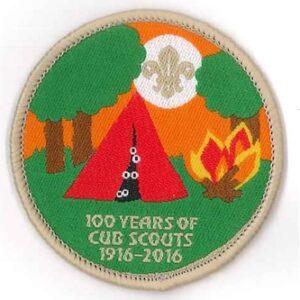 149) Cubs Centenary Badge