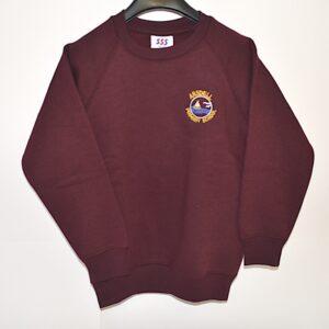 3) Ansdell Primary Sweatshirt