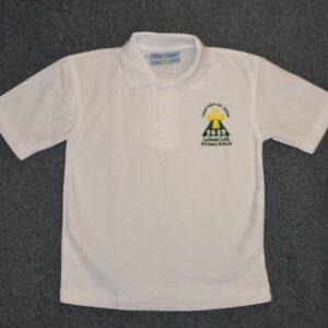 44) Lytham C of E Polo Shirt