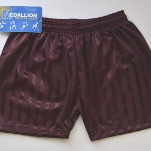 62) Shadow Shorts Maroon