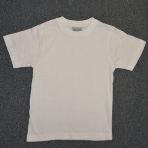 75) T Shirt White