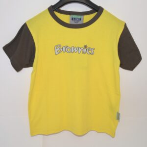 9) Brownie T Shirt Short Sleeved