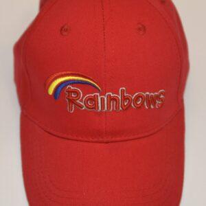 91) Rainbow Cap