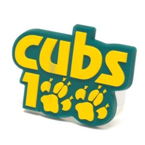 cubs 100 woggle