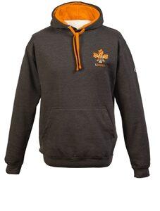 174 I scout hoodie mocha