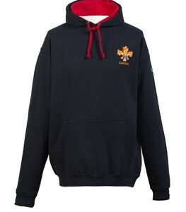 175 i scout hoodie navy