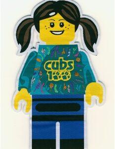178 Cubs minfig girl