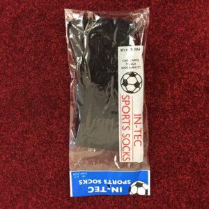 187 Black Sports Socks